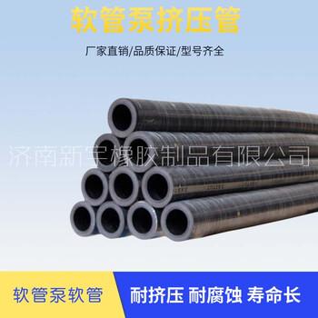 廠銷XY-75工業軟管泵蠕動泵擠壓泵盾構機配套膨潤土泥漿擠壓泵