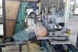 山东潍坊冠通数控木工机械数控带锯跑车数控圆木推台厂家直销带锯推台