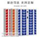 清徐游乐园6门鞋柜分体设计安装
