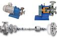 台湾RICO磁力泵316不锈钢GMHL最高液体温度可达280℃