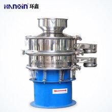 福建茶叶筛选机制造商HFC-400精准筛选筛分茶叶振动筛设备图片