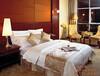 河南銘科酒店布草生產廠家,酒店床上用品酒店床品套件