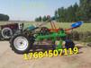 山东1米大蒜收获机拖拉机带大蒜收获机