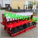 新款四轮车用小麦播种机拖拉机带多行小麦播种机价格