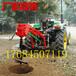 家用大功率挖窝机施肥打桩植树挖坑机生产厂家