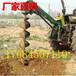 硬土质植树挖坑机定做挖坑机厂家直销