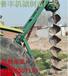 江西南昌大功率挖坑机拖拉机立杆式挖坑机直销