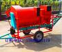 高品质拖拉机带花生摘果机厂家定制花生采摘机价格