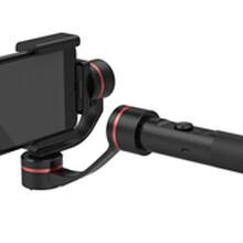 subbata手持云台运动相机三轴视频拍摄杆稳定器gopro手机直播防抖自拍杆
