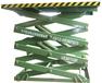 池州剪叉式高空作业平台/池州剪叉式升降机的优势-腾禾机械