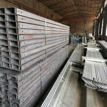 天津-宇潤通廠家定做熱寖鍍鋅檁條、量大價格優惠圖片