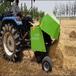 玉米秸秆小型打包机厂家报价哪里买多功能打捆机