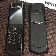 威图手机蜥蜴皮VERTU限量版总裁签名支持私人订制奢华手机
