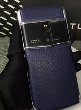 奢饰品4.7寸运行3G+64GVertu手机鸵鸟皮支持私人订制威图4G智能手机