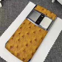 4.7寸双4G鳄鱼皮威图vertu手机2G+64G智能威图宾利手机