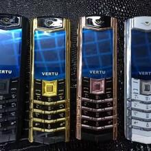 威图vertu手机新款奢华个性直板男士手机商务备用迷你手机