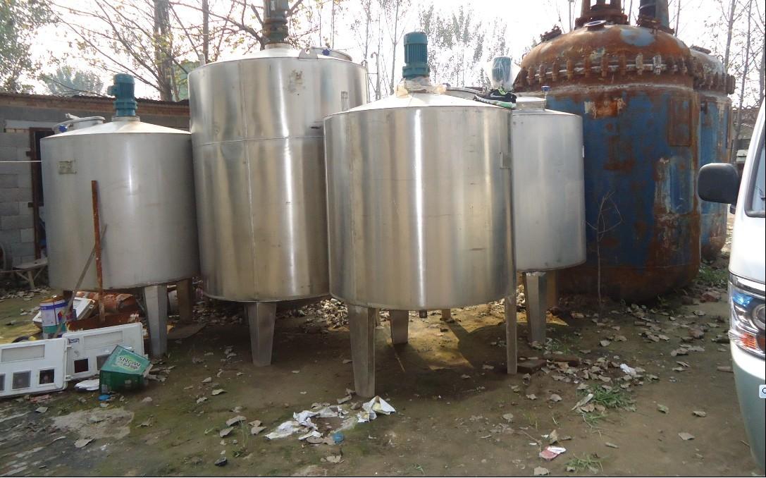 汕头二手反应釜设备回收厂家(出售)