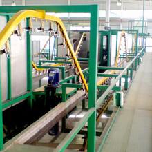 供应静电喷涂设备东北涂装流水线批发静电喷涂机