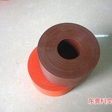 供应耐高温耐腐蚀硅胶轮高温烫金轮硅胶轮厂图片