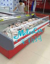 广州花都超市鲜肉冷柜哪有卖(茉莉珂冷柜)鲜肉冷柜多少钱