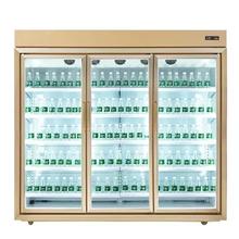 广州越秀哪有卖冷柜的?三门饮料柜多少钱一台?茉莉珂冷柜厂家