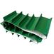 绿色PVC输送带-济南安耐输送带厂家