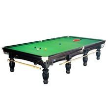 英式桌球台斯诺克台球桌标准桌球台供应