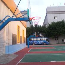 地埋方管篮球架供应深圳厂家出售篮球架