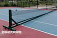 全移动网球柱户外网球柱深圳厂家出售网球柱