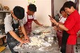 秦皇島羊肉炕饃培訓培訓技術包教包會,學會為止