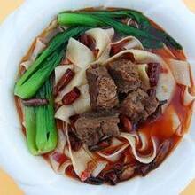 潮州牛肉板面培训班图片