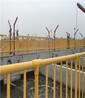 河北玻璃钢黄色耐腐护栏厂家定制