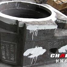 天津球磨机轴承底座加工厂家长城机械可加工各种型号轴承座交货周期短