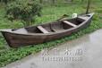 殿宝木船乌篷船观光旅游船景观装饰船手划船小渔船