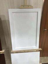 赣州实木免漆柜门板包覆多层门芯板衣柜同色线板配件图片
