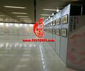 无锡书画展览布置服务,画展挂画展示板架厂家租售