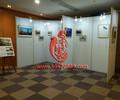 苏州画展布置展厅书画展览活动布置挂画展板展架销售租赁
