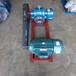 重油原油沥青输送泵高粘度罗茨泵LC38/0.6现货销售