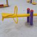 阳江室外健身器材直销优格YG-2031标准规格体育设施健身路径厂家