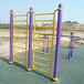 珠海城市广场健身器材安装优格YG-2015标准体育设施健身路径工厂直销