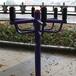 惠州标准室外健身器材直销优格YG-2027医院单位运动康复健身路径厂家