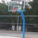 广西梧州地埋方管篮球架优格YG-104标准篮球架现货随时发货
