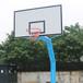 广西百色移动式篮球架优格YG-110平箱式移动篮球架厂家现货