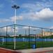 四川成都篮球场8米灯杆优格YG-201专业户外球场灯杆灯具直销