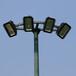贵州户外8米球场镀锌灯杆优格YG-227足球场高灯杆生产厂家
