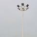 福建篮球场灯杆镀锌灯杆安装厂家优格YG-230球场灯杆灯具现货批发价