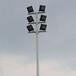 辽宁户外球场灯杆照明灯光厂家优格YG-228篮球场灯杆镀锌管直销