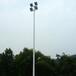 甘肃篮球场灯杆足球场灯柱厂家优格YG-242网球场灯杆羽毛球场灯柱价格