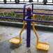 舟山室外运动健身器材厂家优格体育健身路径埋地式安装