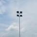 本溪户外休闲运动球场灯杆照明优格各类球场镀锌灯杆安装厂家